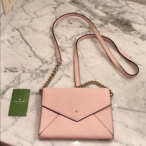 Kate spade crossbody bag/ convert into wallet